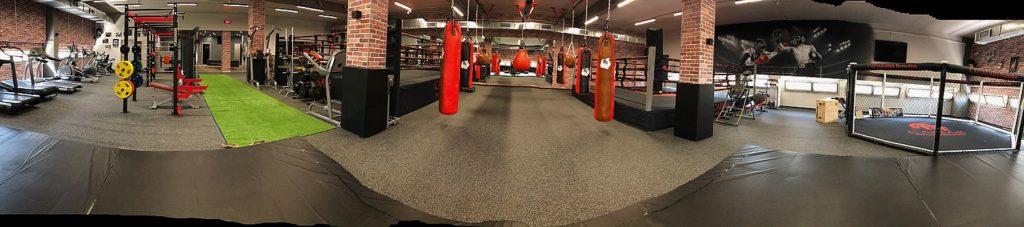 Клуб единоборств Caesar Boxing Gym