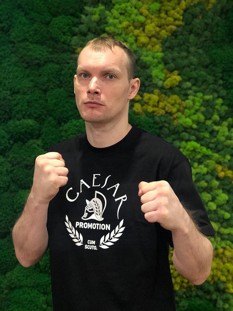 Михаил Быковский тренер по Ушу (Кунгфу) Саньда