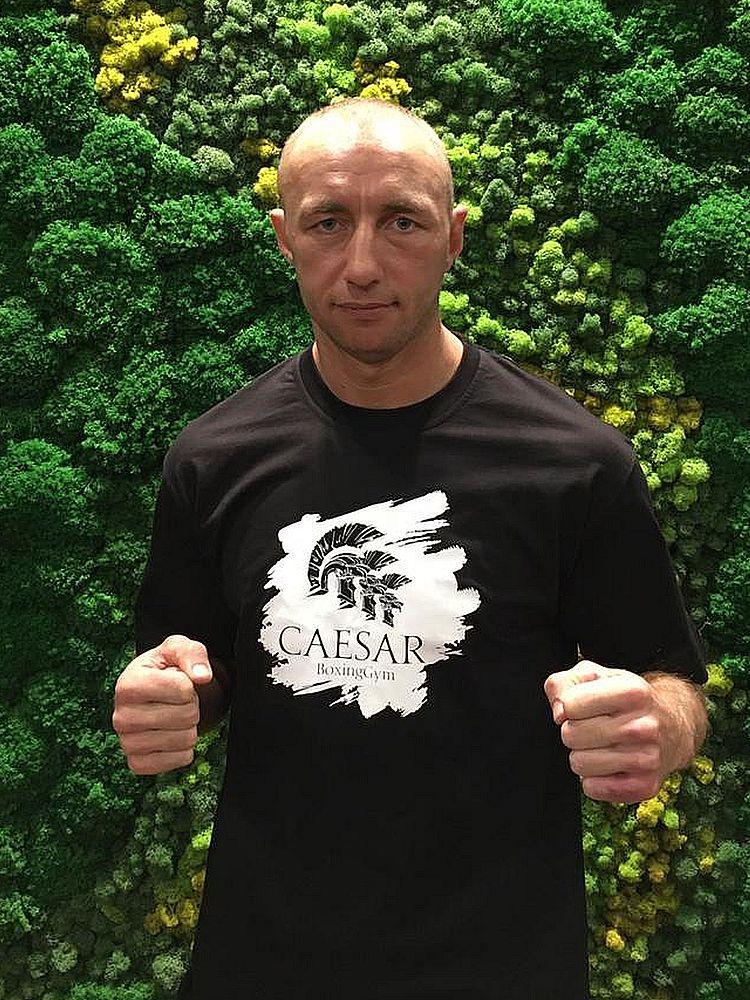 Дмитрий Антипов тренер по тайскому боксу