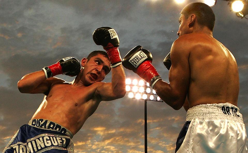 Виды бокса