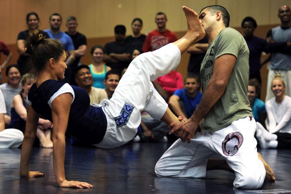 Бразильское джиу-джитсу – 9 причин для занятий